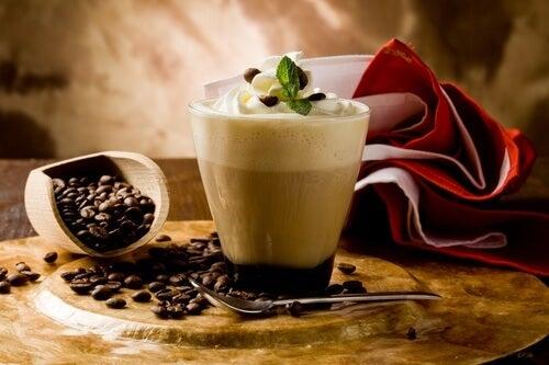 Crema fría de café