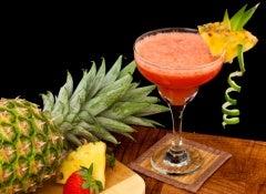daiquiri fresa y piña