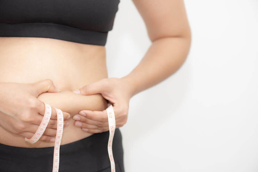 8 formas de deshacerse de la grasa del vientre