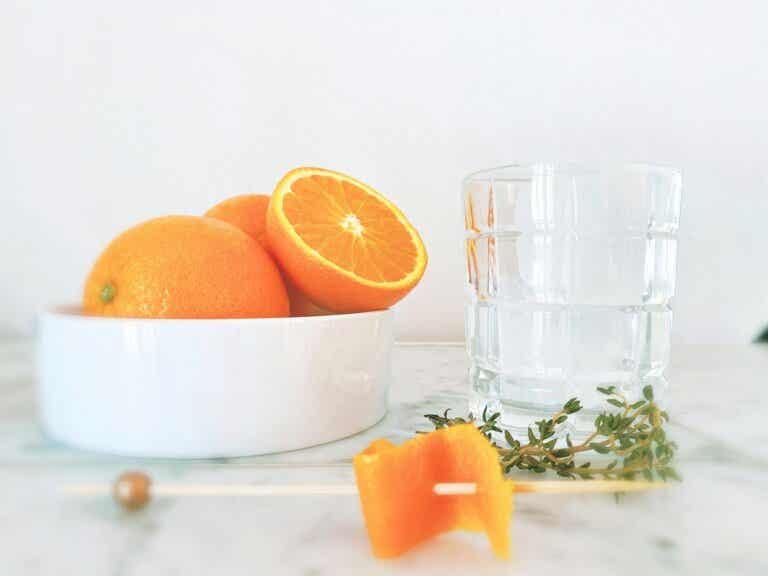 Dieta de la naranja para adelgazar y estar saludable