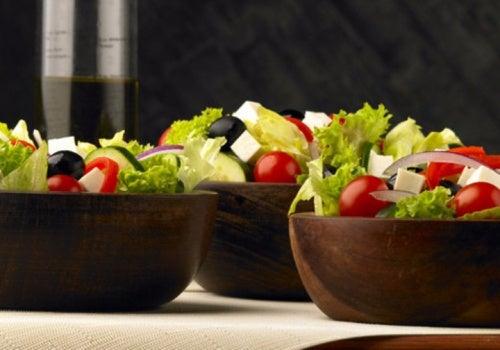 Ideas para hacer salsas para ensaladas en casa