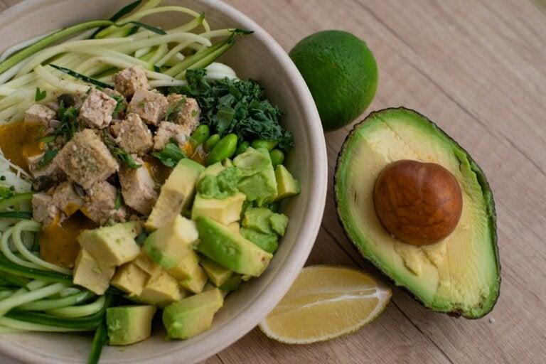 4 formas saludables de comer aguacate