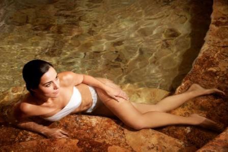 hidroterapia baño agua  Grand Velas Puerto Vallarta