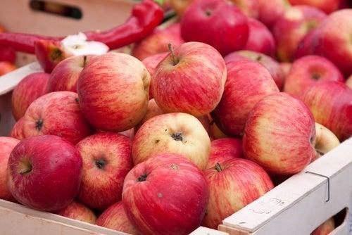 Las golden son la mejor opción para tu bizcocho de manzana.