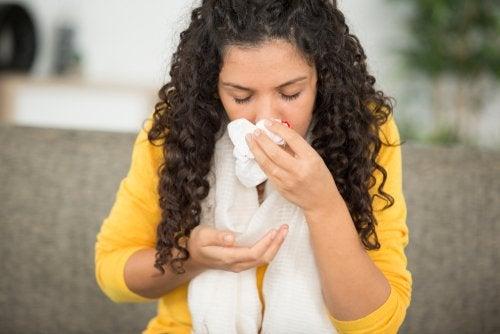 Remedios naturales para el sangrado de la nariz