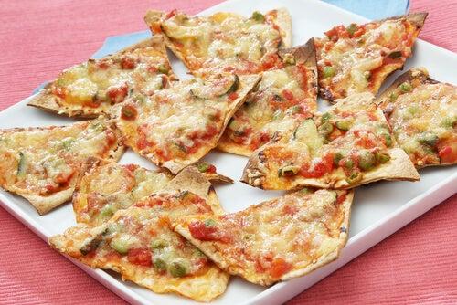 Pizzadillas (varias recetas)