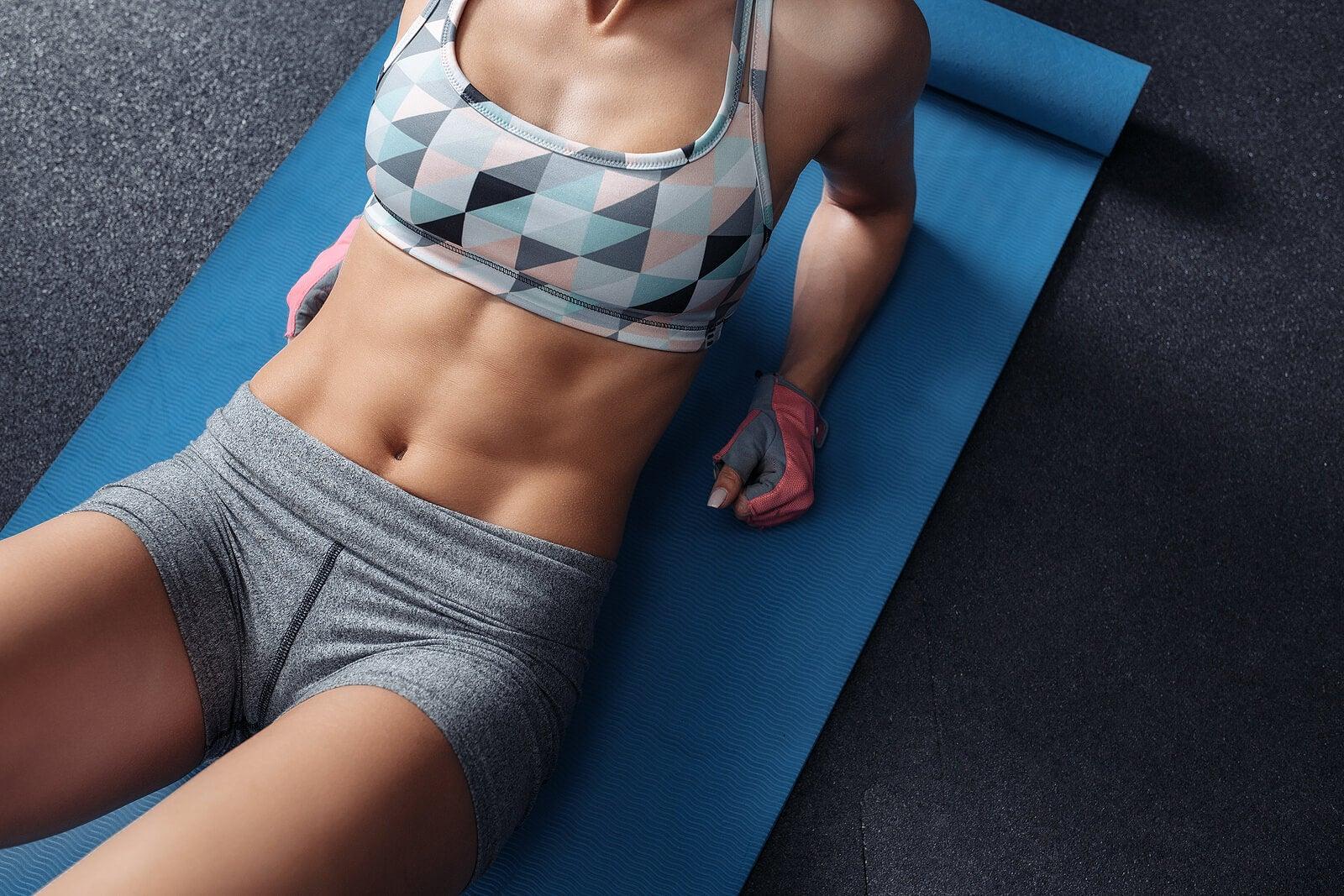 Los 3 pasos para quemar grasa abdominal rápidamente