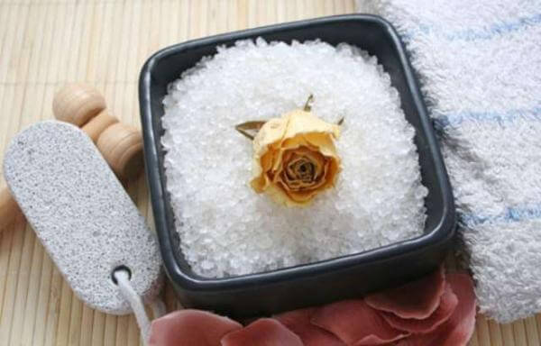Combatir la celulitis con sal marina: ¡Descúbrelo!