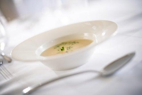 sopa crema marketing deluxe
