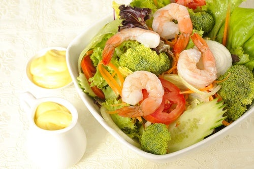 ¿Cómo-preparar-una-ensalada-saludable-de-brócoli alimentación sana