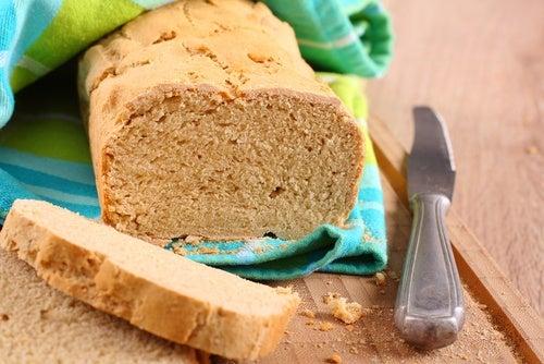 Cómo preparar pan sin gluten