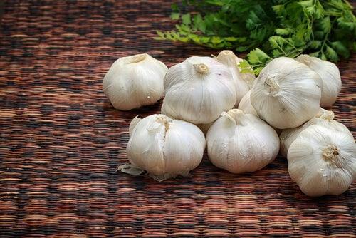 15 usos saludables del ajo