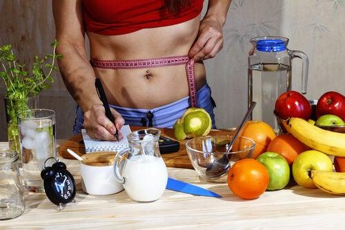 Adelgazar-frutas