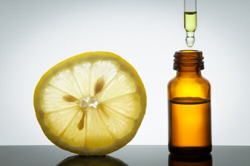 aceites cítricos