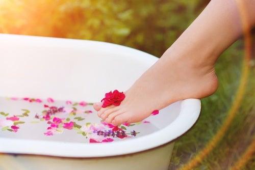 Baño-herbal-de-lavanda