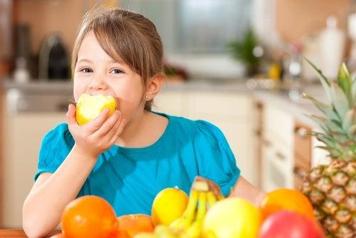 Cuando comer fruta