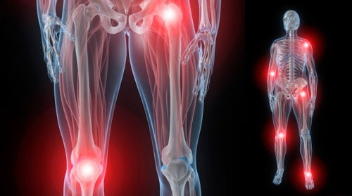 calor que causa dolor en las piernas