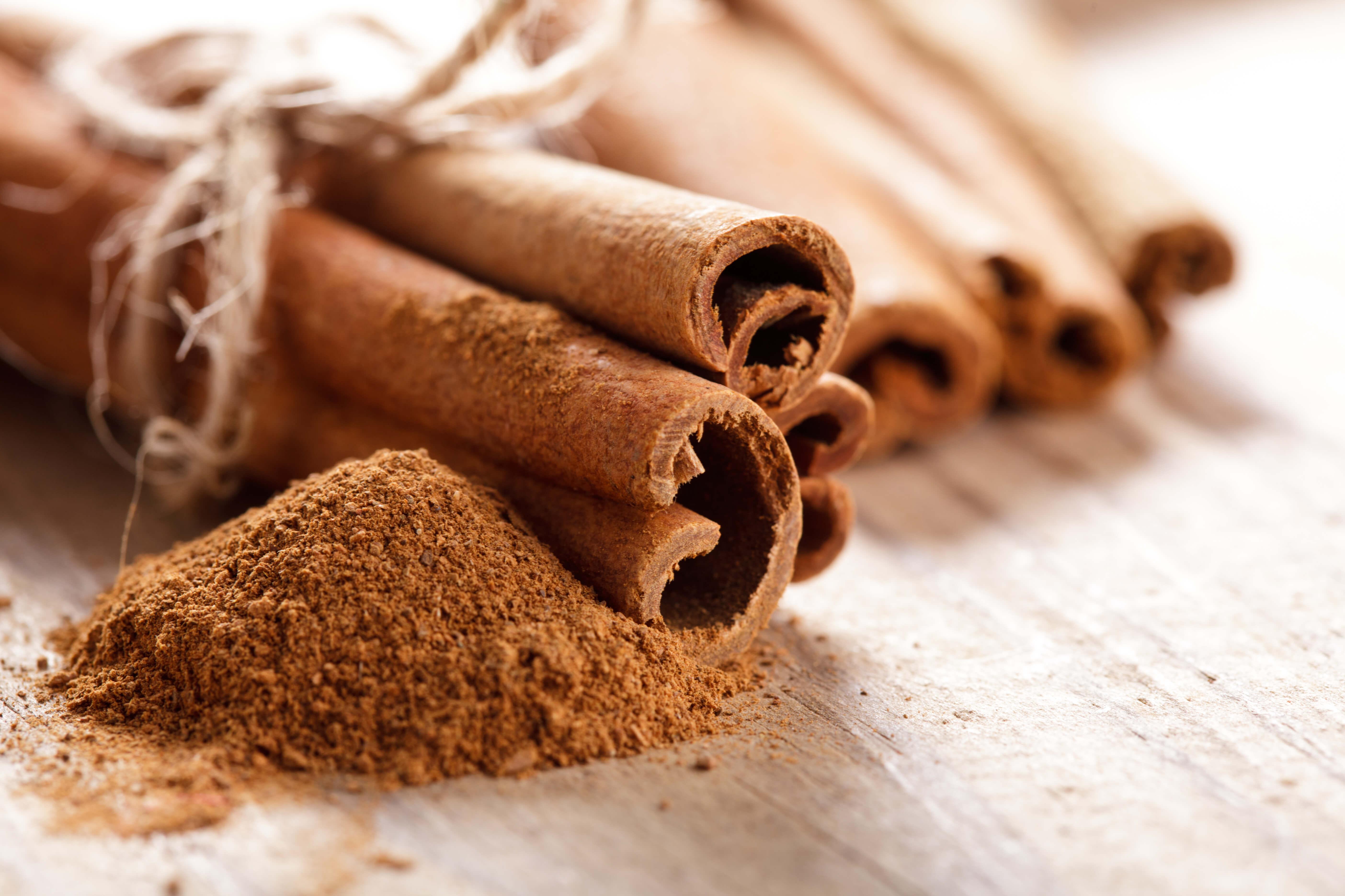 Beneficios de la canela y el té de canela