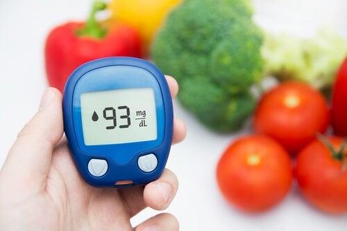 Reduzca sus niveles de azúcar en la sangre con estos alimentos