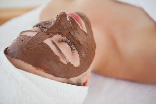 Tratamientos para el cabello y la piel con chocolate