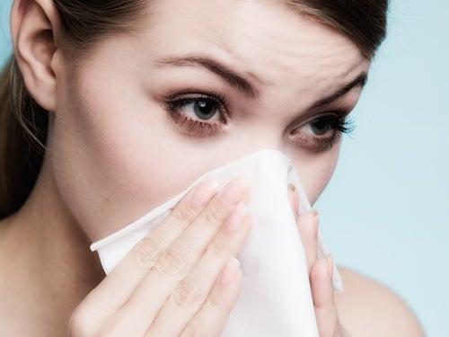 Tratamiento natural para las alergias