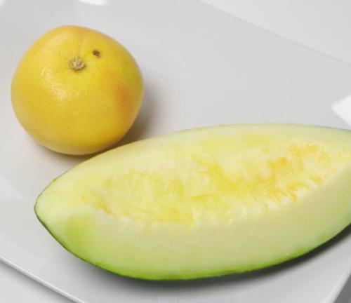 Zumo de toronja y melón para perder peso