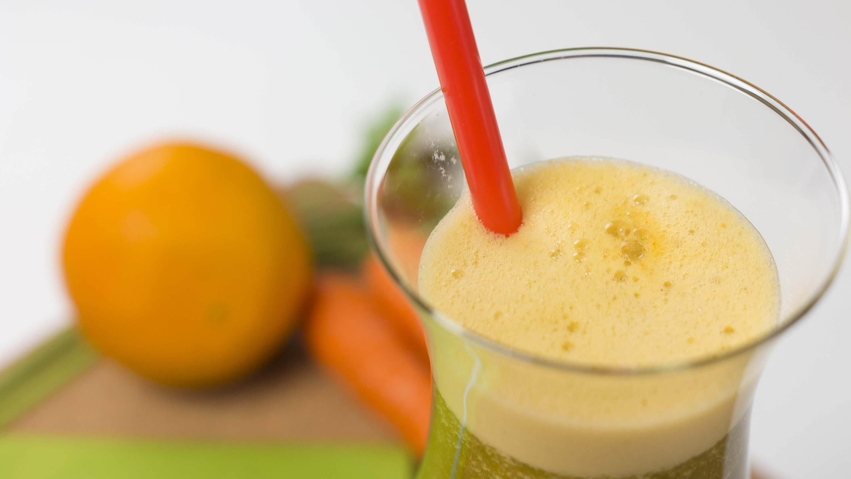 Zumo de naranja para bajar de peso