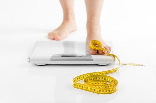 Aumento o pérdida de peso.