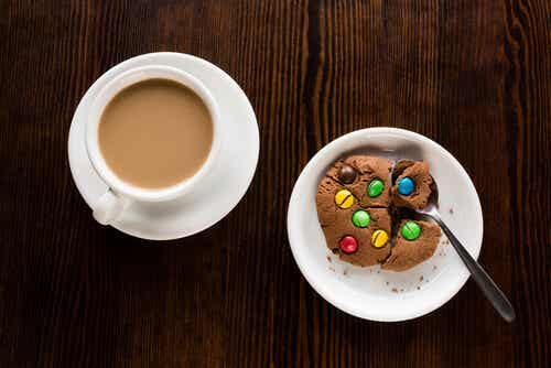 Cookies de M&M's o Lacasitos
