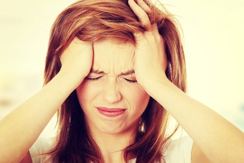 El jengibre puede aliviar los síntomas de la migraña.