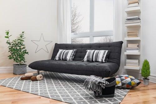 13 ideas para aprovechar espacio en los lugares pequeños de la casa
