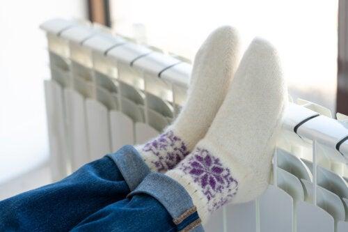 ¿Por qué tenemos las manos y pies fríos todo el año?