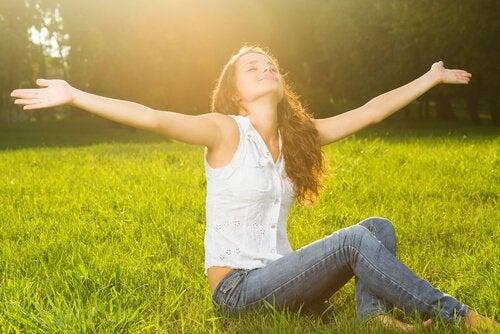 Meditar brevemente cada día