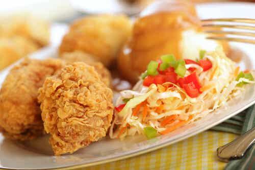 Recetas de pollo para picar