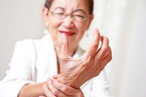Prevención de la artritis.