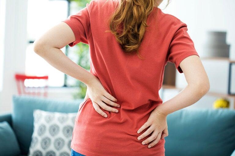 Cómo prevenir el dolor de espalda
