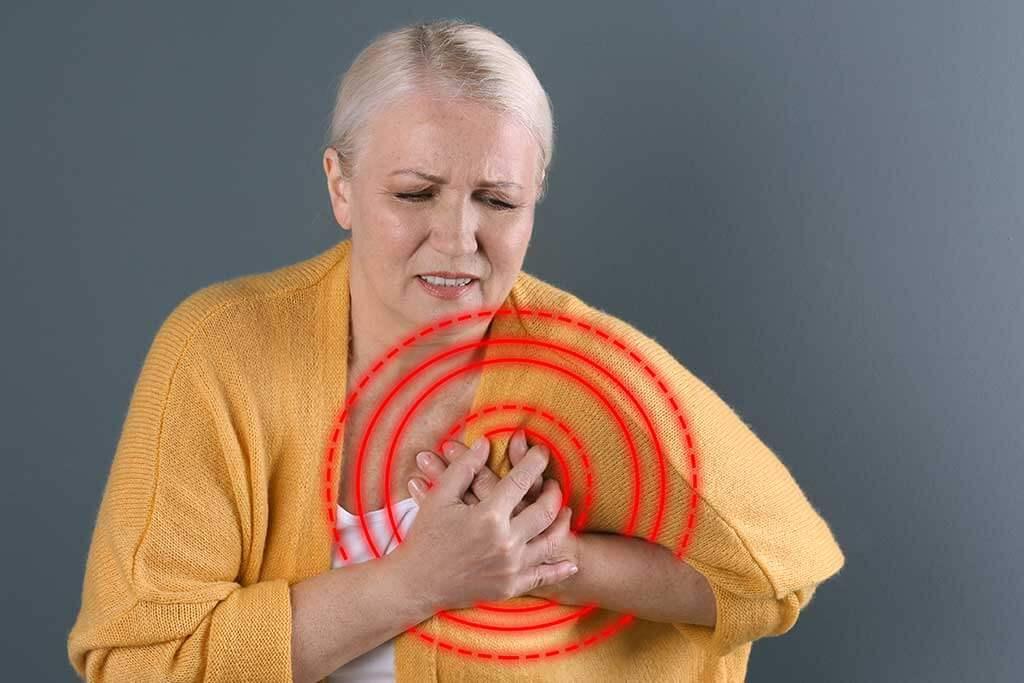 10 síntomas de enfermedades cardíacas que ignoramos