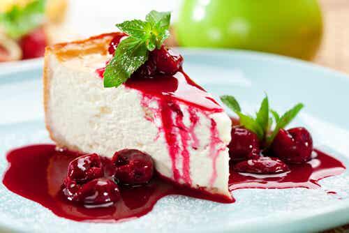 4 Recetas de tarta de queso tradicional para triunfar