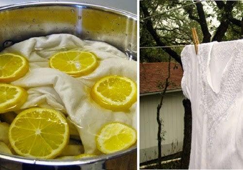 Cómo blanquear ropa sin cloro: 5 soluciones naturales