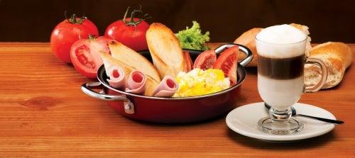Huevos en tu desayuno