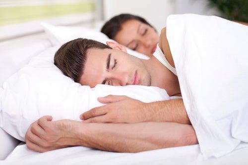 Dormir- personas menores