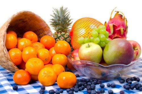 """¿La fruta madura tiene más calorías"""""""