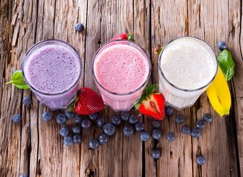Para asegurar la salud de todo nuestro organismo debemos ingerir todos los nutrientes necesarios.