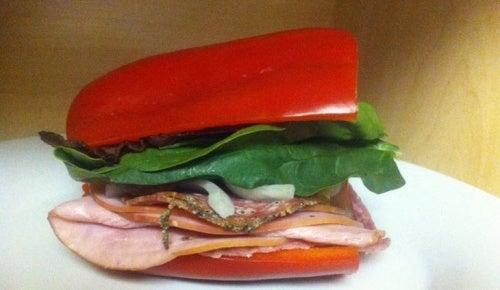 Sándwich-de-pimiento-rojo