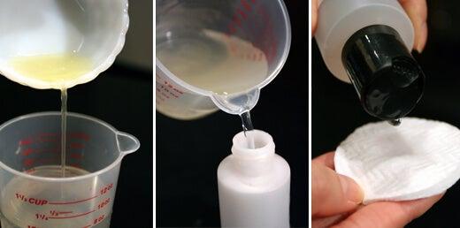 5 tónicos faciales caseros para cuidar tu piel