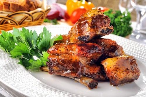4 Recetas de cerdo glaseado con miel