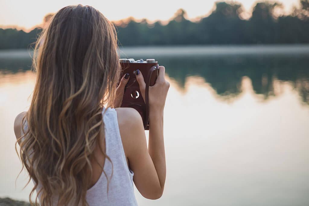 Cuando superas el pasado, algo bueno llega a tu vida