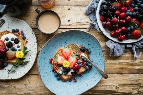 ¿Cuál es el desayuno más sano?