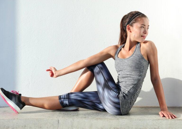6 ejercicios para una cintura más pequeña