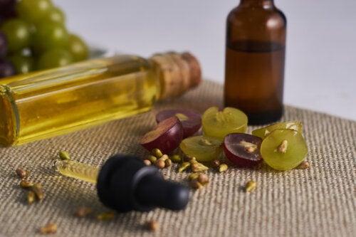 Según un estudio, el aceite de uva reduce la obesidad